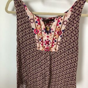 Anthropologie tank - A Common Thread